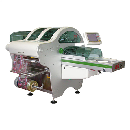 High Speed Cling Wrapping Machine