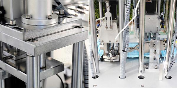 Ultrasonic Outside Ear-Loop Welding Machine