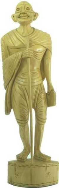 Beautiful Wooden Statue For Home Decoration