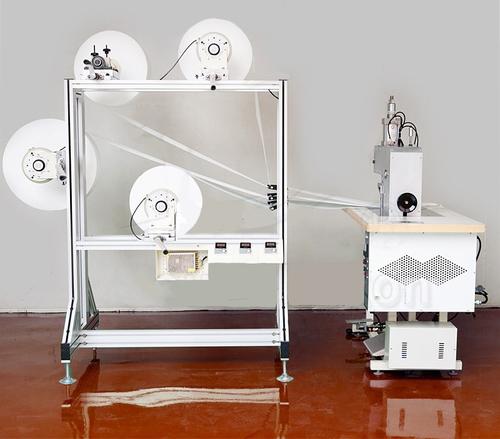 Ultrasonic Semi-Auto Dust Mask Machine