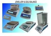 Jewellery And Gold Balance