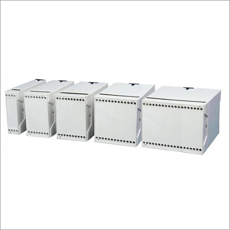 Electronic Din Rail Mount Enclosure