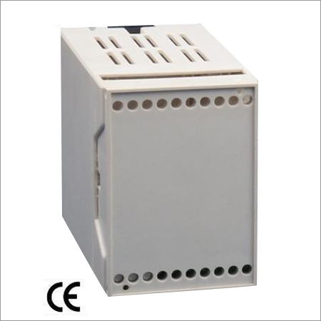 Din Rail Cum Wall Mount Plastic Housing