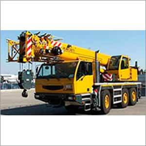 Heavy Duty Truck Crane Rental Services