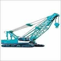 Crawler Crane Rental Services