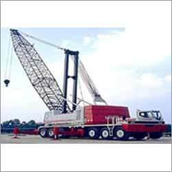Boom Truck Cranes Rental Services