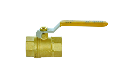 Brass Ball Valve Heavy