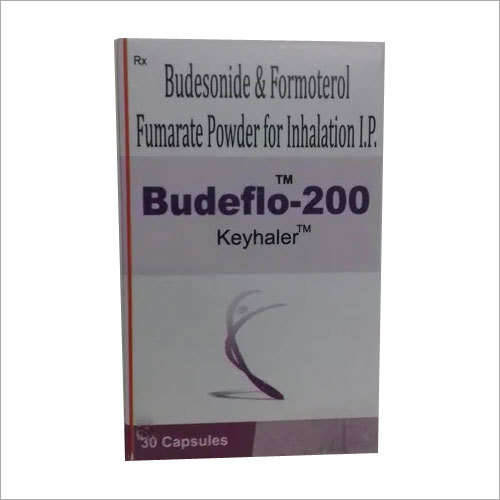 Budesonide 200mg Formoterol Fumarate 6mcg Rotacap