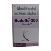 Budesonide and Formoterol Fumarate Powder for Inhalation