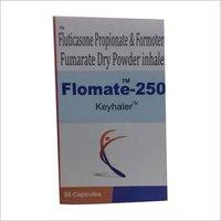 Fluticasone Propionate and Formoterol Fumarate Dry Powder Inhaler