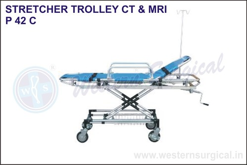 Stretcher Trolley CT & MRI