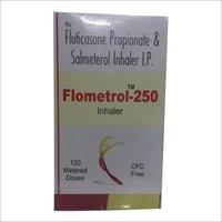 Fluticasone Propionate and Salmeterol Inhaler