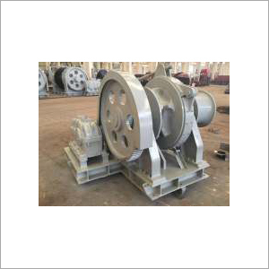 Helical Gear Box Windlass