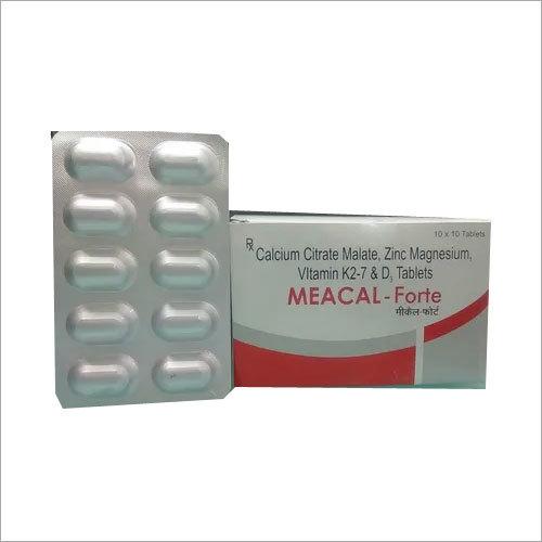 Calcium Citrate Malate Vitamin D3 Magnesium Zinc