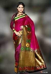 Pure Silk Handloom Sarees - 996
