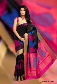 Pure Silk Handloom sarees -1001