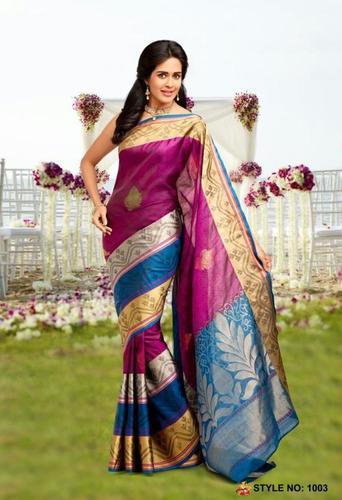Pure Silk Handloom sarees -1003
