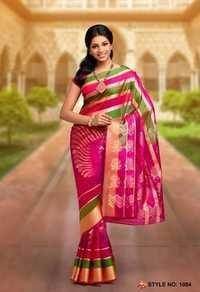 Pure Silk Handloom sarees -1004