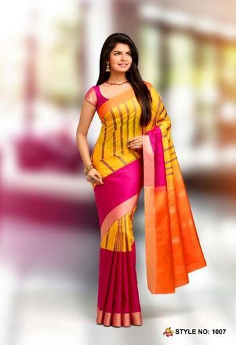Pure Silk Handloom sarees -1007