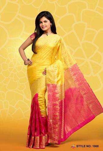 Pure Silk Handloom sarees -1008