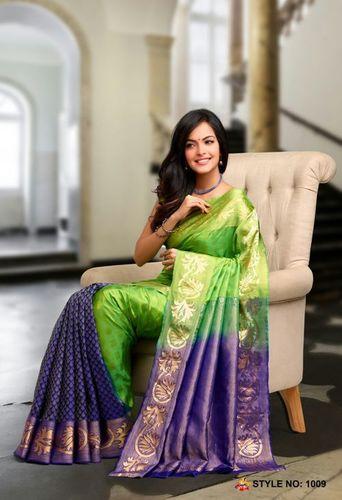 Pure Silk Handloom sarees -1009