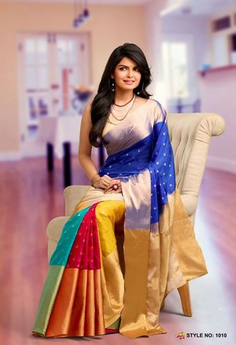 Pure Silk Handloom sarees -1010
