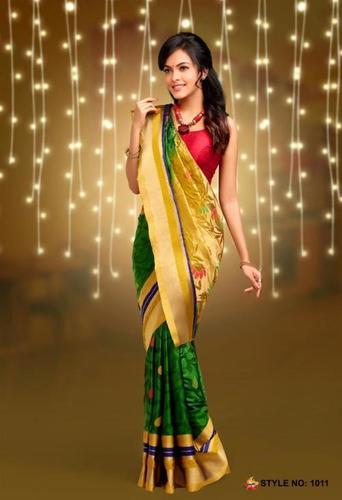 Pure Silk Handloom sarees -1011
