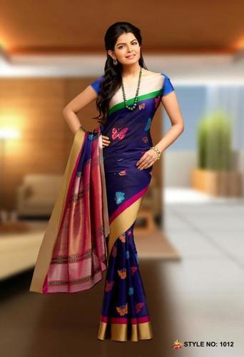 Pure Silk Handloom sarees -1012