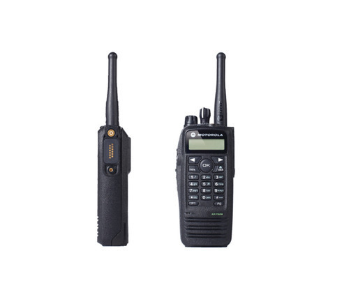 Motorola Is Walkie Talkie