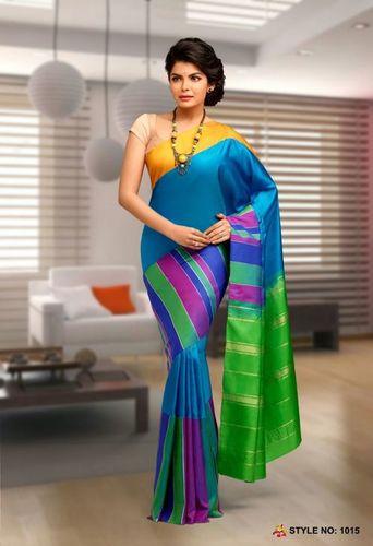Pure Silk Handloom sarees -1015