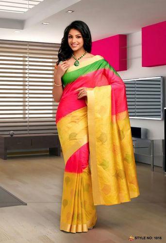 Pure Silk Handloom sarees -1016