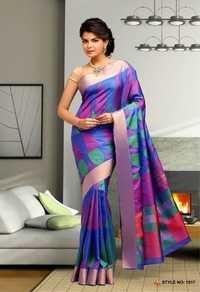 Pure Silk Handloom sarees -1017