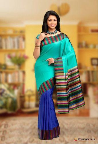 Pure Silk Handloom sarees -1018