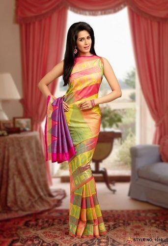 Pure Silk Handloom sarees -1019