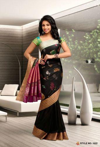 Pure Silk Handloom sarees -1022