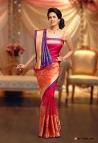 Pure Silk Handloom sarees -1025