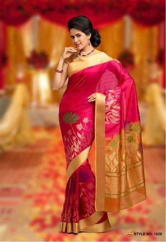 Pure Silk Handloom sarees -1026