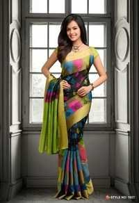 Pure Silk Handloom sarees -1027