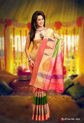 Pure Silk Handloom sarees -1033