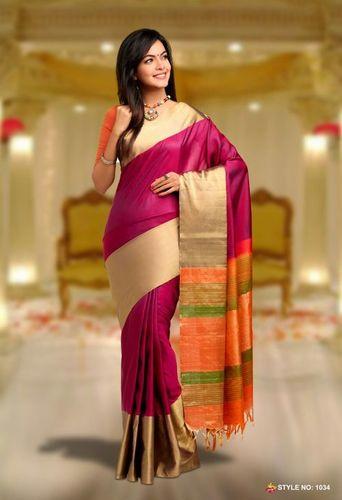 Pure Silk Handloom sarees -1034