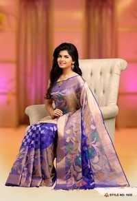 Pure Silk Handloom sarees -1035