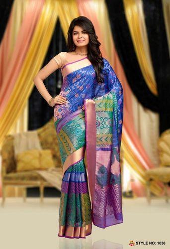 Pure Silk Handloom sarees -1036