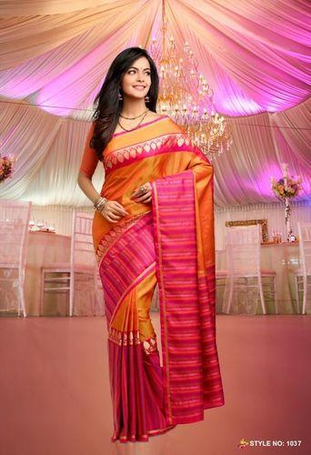Pure Silk Handloom sarees -1037