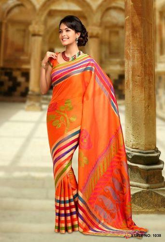 Pure Silk Handloom sarees -1038