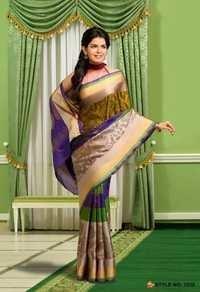 Pure Silk Handloom sarees -1039