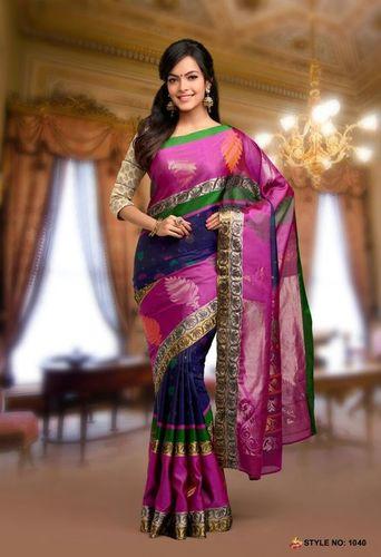 Pure Silk Handloom sarees -1040