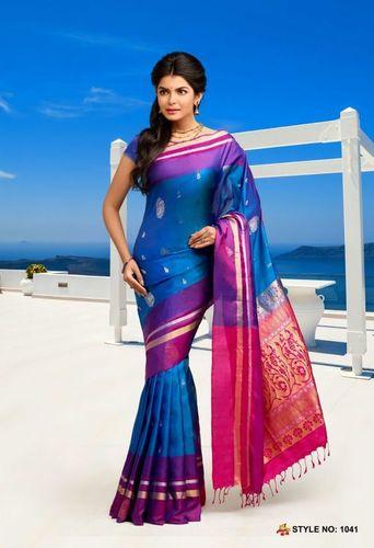 Pure Silk Handloom sarees -1041
