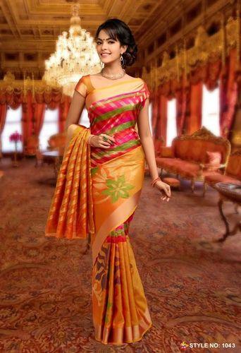 Pure Silk Handloom sarees -1043