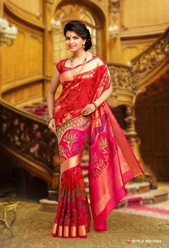 Pure Silk Handloom sarees -1044
