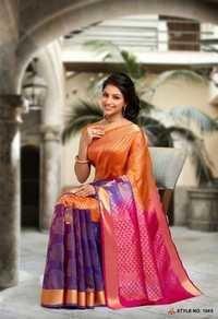 Pure Silk Handloom sarees -1045